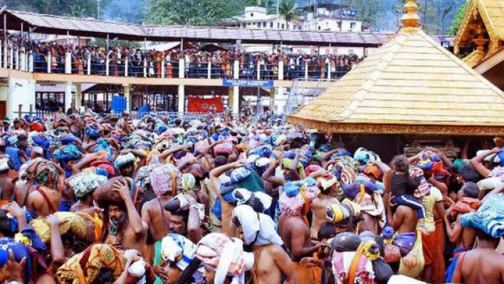 Legal experts differ on violation of SC verdict allowing all women inside Sabarimala