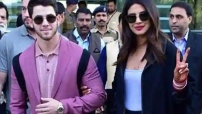 Priyanka, Nick, Aishwarya attend Isha-Anand's pre-wedding function