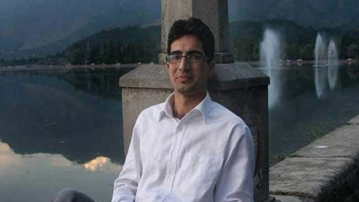 Shah Fesal resigns from IAS