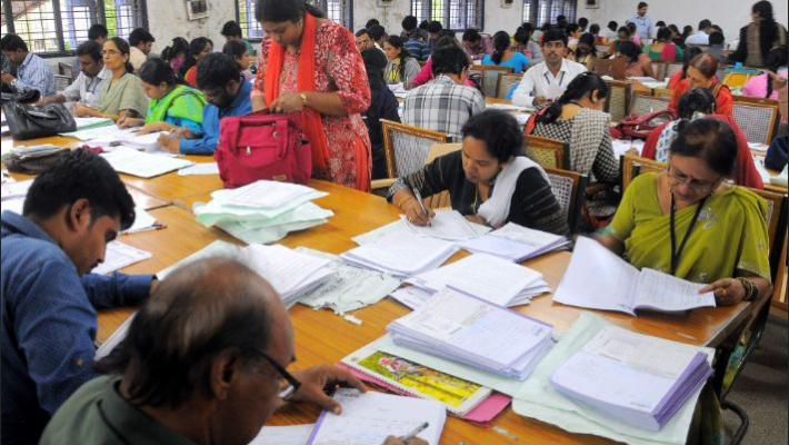 Evaluation for class 10, 12 board exams to be done at home by teachers