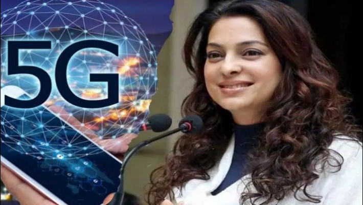 Welcome 5G technology, want to know whether it is safe for all, says Juhi Chawla