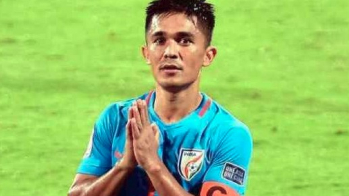 Chhetri named AIFF Player of Year for sixth time