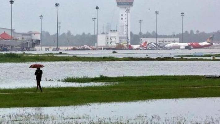 Kochi International airport suspends operations till Sunday