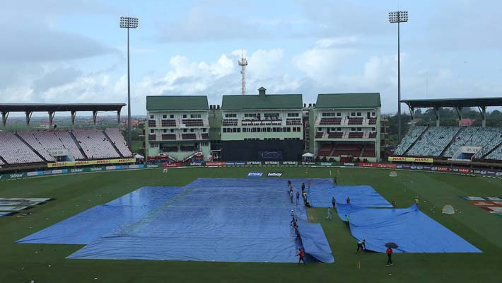 Rain washes out first India-West Indies ODI