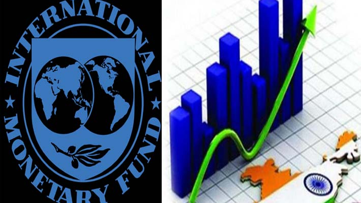 IMF projects India's growth at 7.3 per cent in 2018, 7.4 per cent next year