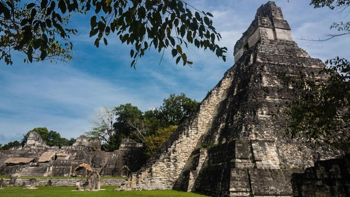 Ancient Mayans produced, traded salt