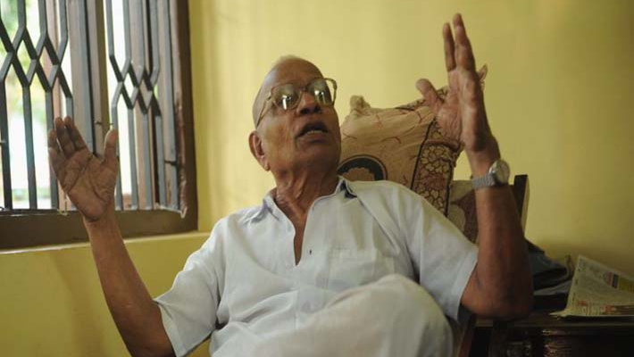 Noted Malayalam poet Paloor passes away