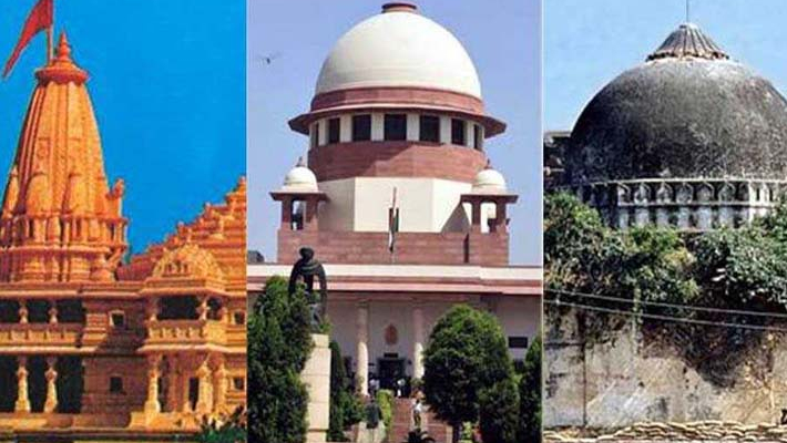 Ayodhya Supreme Court verdict: Temple at disputed site, alternative land for mosque