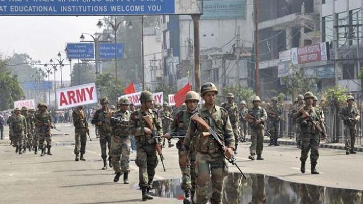 Prohibitory orders issued in Delhi