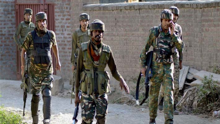 Five militants killed in encounter with security forces in Jammu-Kashmir's Kulgam district