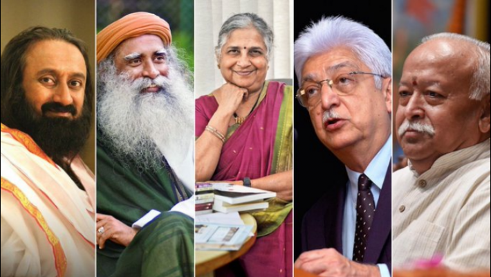 Covid-19: Many spiritual leaders and prominent personalities to address 'Positivity Unlimited' series