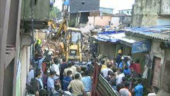 11, including 8 children, killed, 7 injured in Mumbai house collapse