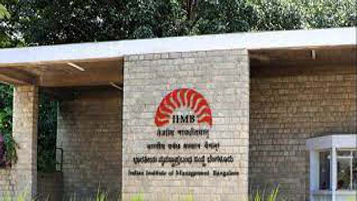 IIM Bangalore ranked number one in India for business & management studies