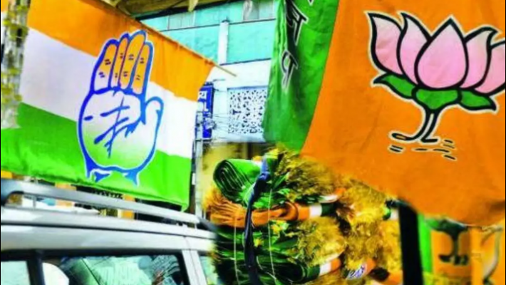 BJP received Rs 785 cr in contributions in 2019-20, Cong Rs 139 cr