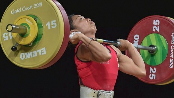 Indian weightlifters win 7 gold on second day of Commonwealth Championships