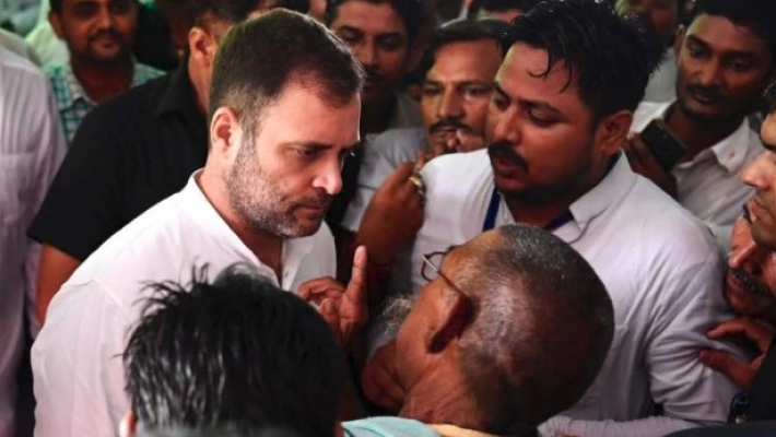 Rahul blames local leaders for Amethi defeat, says will not abandon constituency