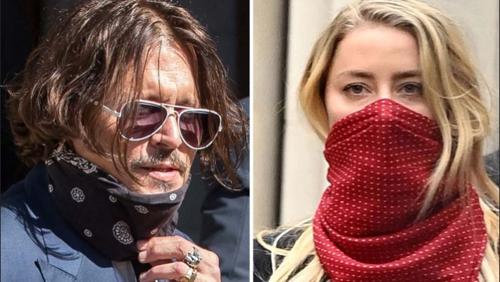 Star divorce: Depp says feces in bed was last straw in marriage to Heard
