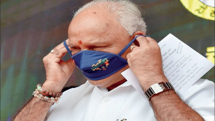 Yediyurappa opts for self-quarantine after staff members test COVID positive