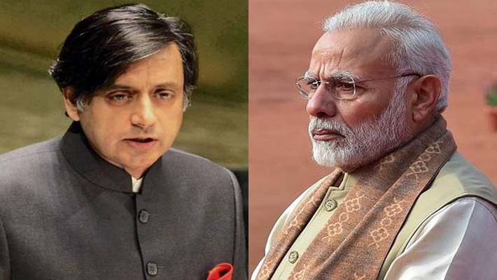 Tharoor's new book on Modi is not just 'floccinaucinihilipilification'