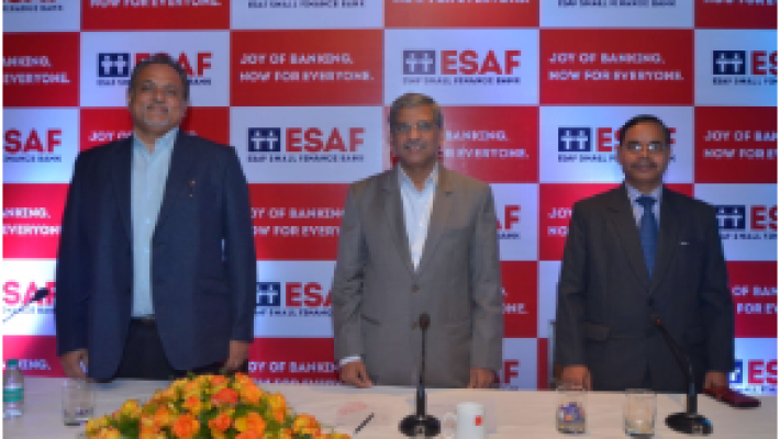 ESAF Small Finance Bank raises Rs 464 cr via private placement