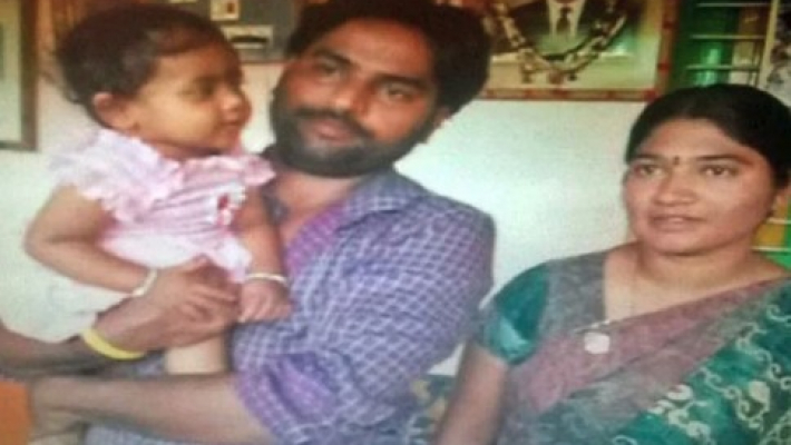 Andhra couple seeks mercy killing for ailing child