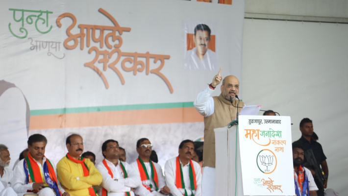 If they kill one soldier, we will kill 10: Amit Shah