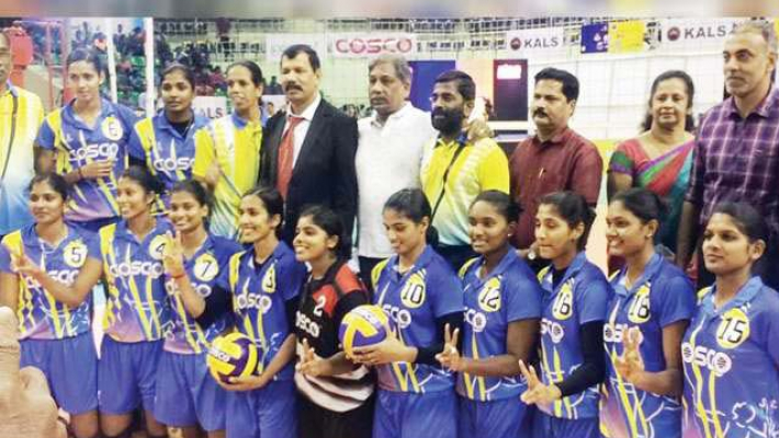 Kerala women regain National Volleyball title after 12 years