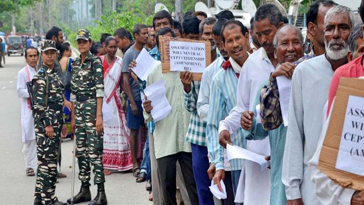 10-hr bandh over Citizenship Bill affects life in Nagaland