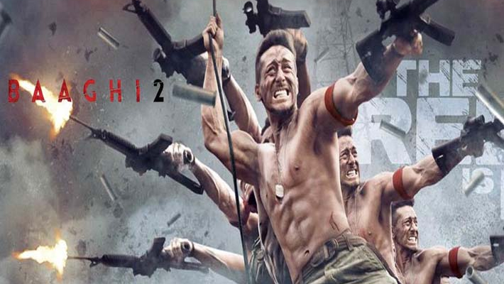 'Baaghi 2' box-office collection: Tiger Shroff and Disha Patani starrer collects Rs 3.50 crore