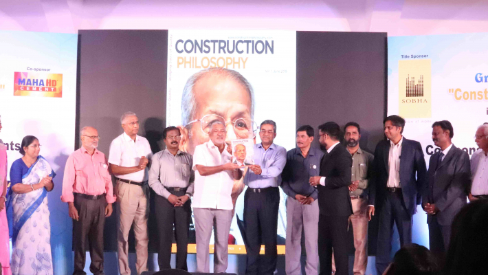 Civil Engineering and Construction magazine 'Construction Philosophy' launched