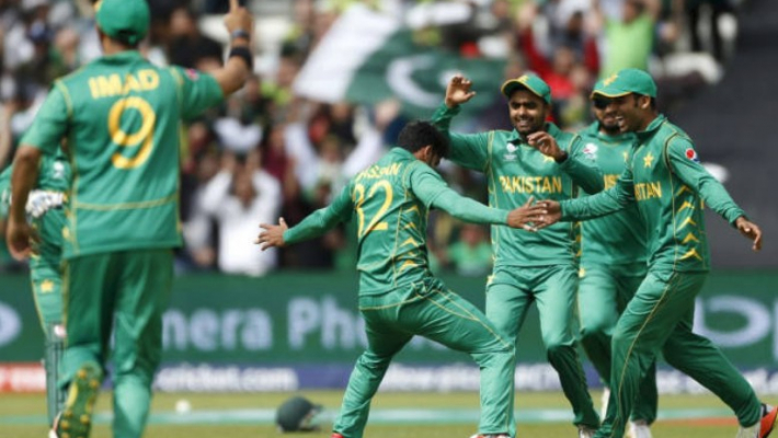 Pak manager says players had no plans for 'special' celebration against India