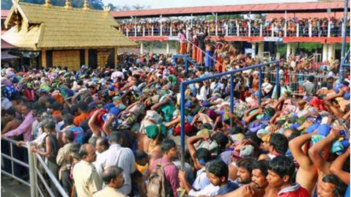 Only limited arrangements for women this season in Sabarimala