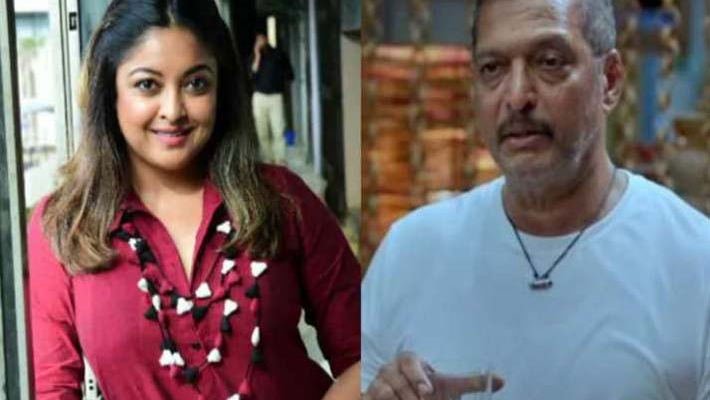Nana Patekar, 3 others booked for molesting actor on movie set