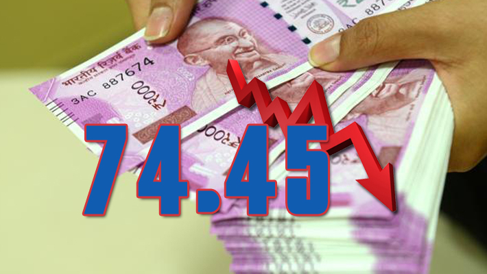Rupee hits new low, falls 24 paise against US dollar