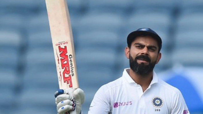 Kohli surpasses Tendulkar, Sehwag for record double hundreds