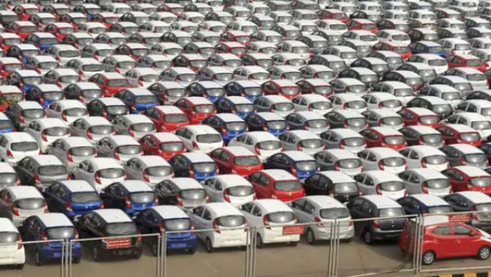 Historic fall in India vehicles sales enters 11th month