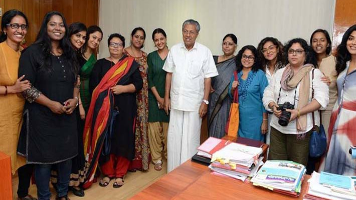 'Women in Cinema Collective' urges intervention of Kerala CM to release panel report