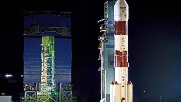 PM congratulates ISRO for launch of navigation satellite IRNSS-1I
