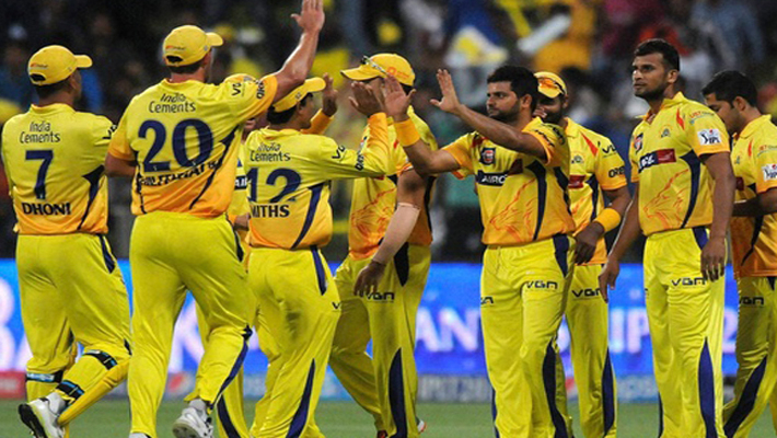 Chennai Super Kings players express disappointment over venue shift