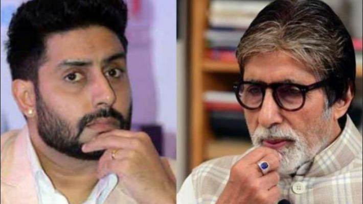 Amitabh Bachchan and son Abhishek test positive for COVID-19, hospitalised