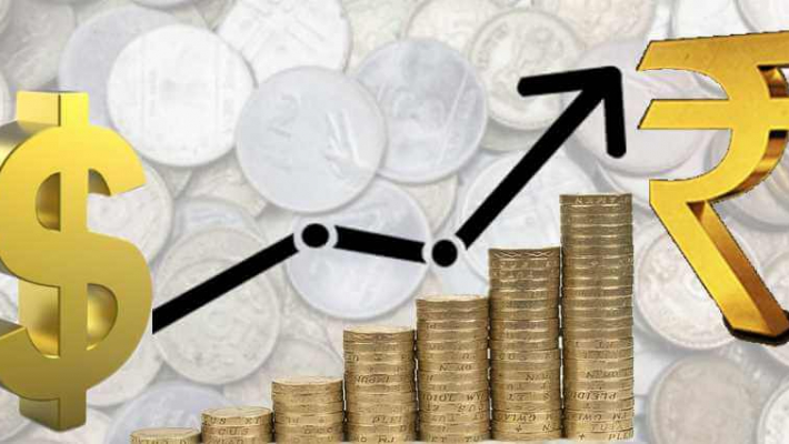 Rupee strengthens 38 paise against US dollar