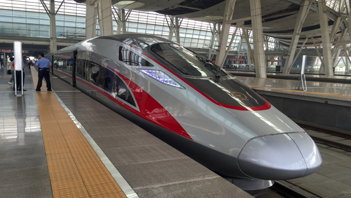 China unveils scale model of high speed train to travel at 1000 kmph: Report