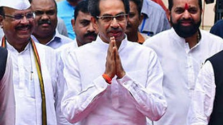 Thackeray gives Home to Sena, Finance to NCP, Revenue to Congress