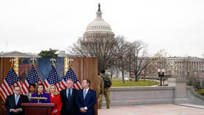 Fury at the shaken Capitol over the attack, security, virus