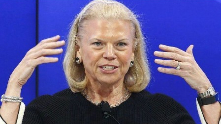 IBM chief Rometty says Indians lack skillsets to be employed