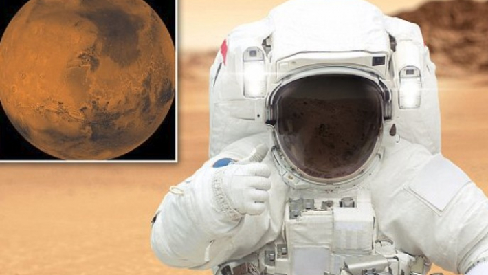 First person on Mars likely to be a woman: NASA chief