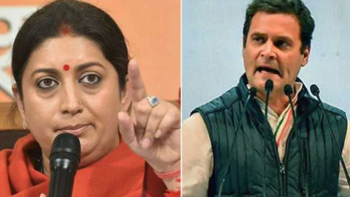 BJP targets Rahul, Priyanka over land deals; Cong dismisses allegation as 'baseless, fake'