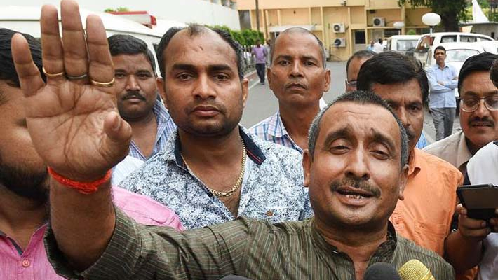 CBI registers 3 cases in Unnao gangrape case; detains MLA