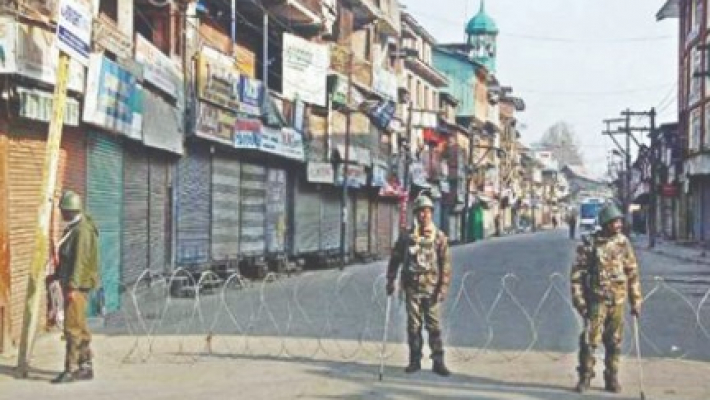 Curfew continues in J&K's Kishtwar town for 5th day