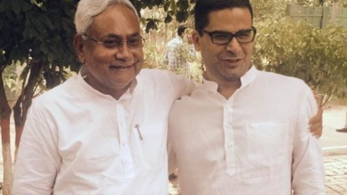 Prashant Kishor rubbishes Rabri's merger claim; dares Lalu to tell what transpired during talks